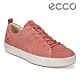 ECCO SOFT 8 W 簡約休閒鞋 女鞋-花瓣紅 product thumbnail 1