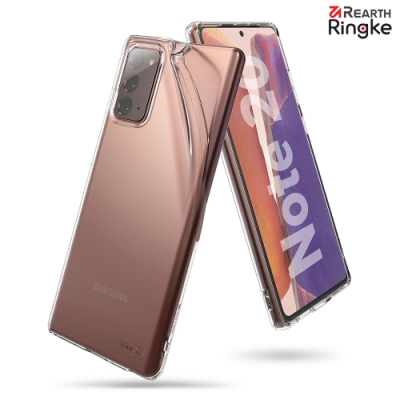 【Ringke】Rearth 三星 Samsung Galaxy Note20 / Note20 Ultra [Air] 纖薄吸震軟質手機殼