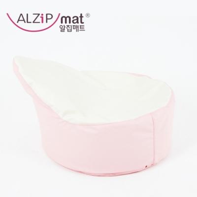 【ALZiPmat】韓國 EGG BEAN BAG 泡芙椅 - 草莓泡芙