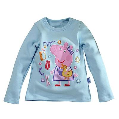 粉紅豬小妹彈性長袖T恤 k60915 魔法Baby