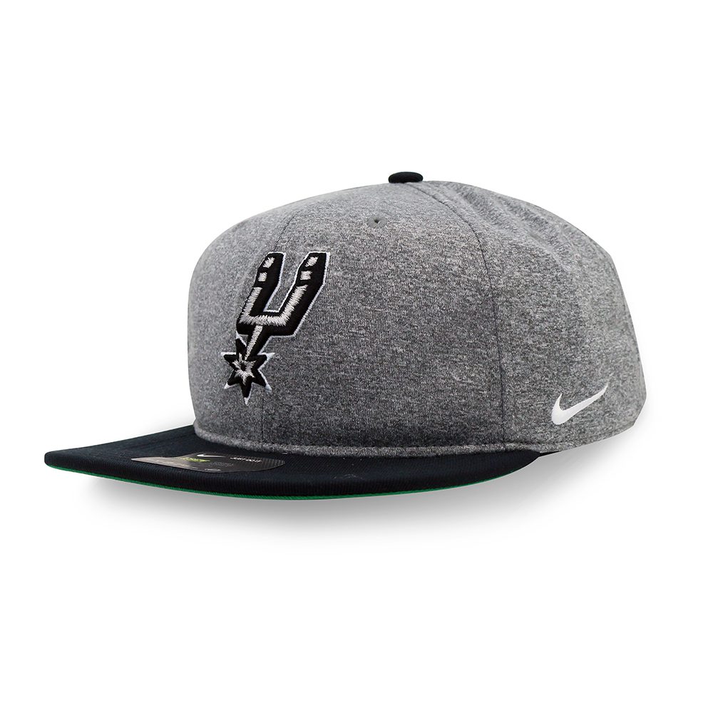 NIKE NBA 隊徽灰帽 馬刺隊 869941091