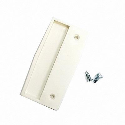 IE001 IE002 2入裝 塑膠紗門把手 方型紗窗把手 塑膠把手