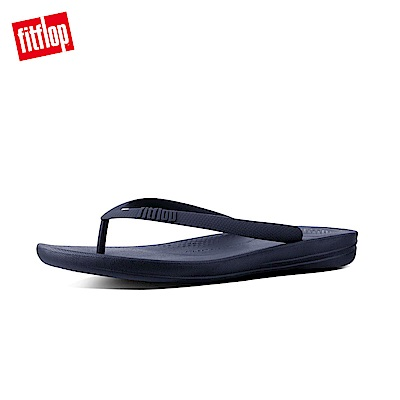 FitFlop IQUSHION夾腳涼鞋深藍色