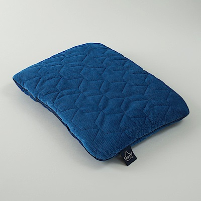 La Millou Velvet頂級棉柔系列-小童方枕30x40cm(舒柔靛)