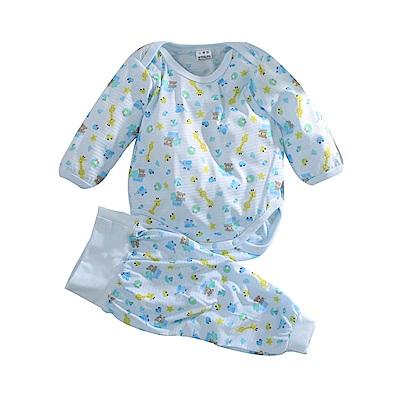 薄款包屁衣高腰護肚長褲套裝組 k51032 魔法Baby