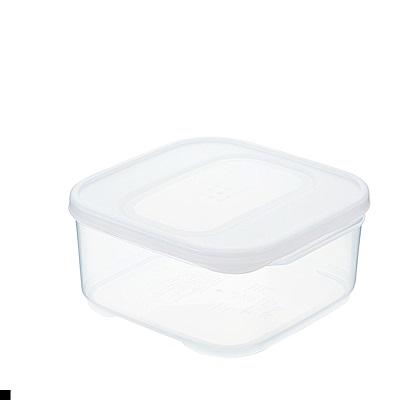 INOMATA 方形 保鮮盒 930ml 日本原裝進口