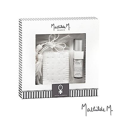 Mathilde M.法國瑪恩 公爵夫人香石餅乾香氛禮盒(限量)
