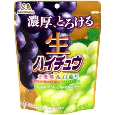 森永製果 生嗨啾軟糖 [葡萄&白葡萄](60g)