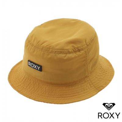 【ROXY】 BOUNDARY 防潑水戶外運動帽 咖啡