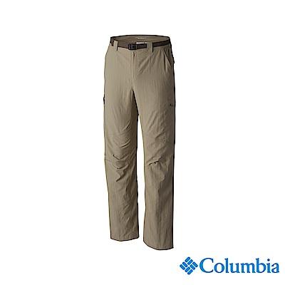 Columbia 哥倫比亞 男款-UPF50快排長褲-棕褐 UAM80070TN