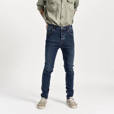 ONETEASPOON  SKINNY窄管牛仔褲 男