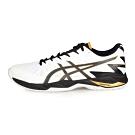 ASICS 男女 排羽球鞋 V-SWIFT FF 2 白黑
