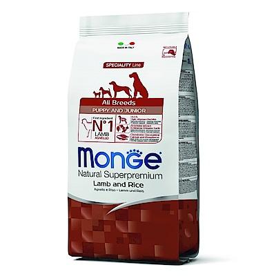 Monge Natural 天然特選 幼犬 羊肉配方 0.8KG 兩包組