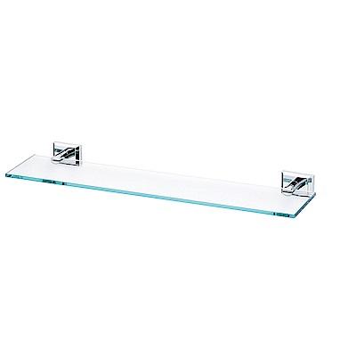 BOSS D-3507銅玻璃平台(無強化)600mm