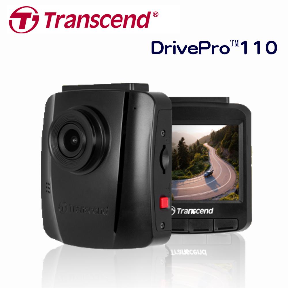 創見DrivePro 110 Sony感光元件 行車記錄器-快