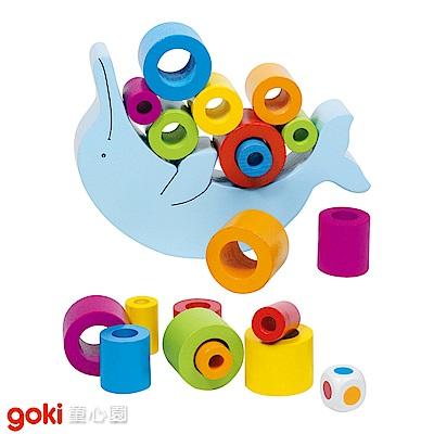 德國goki 海豚堆堆(4Y+)