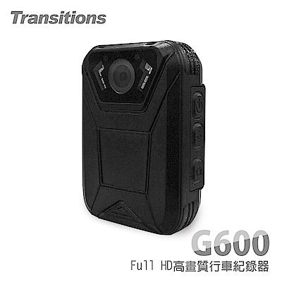 全視線 G600 1080P高畫質 防水防撞 超廣角隨身行車紀錄器-快