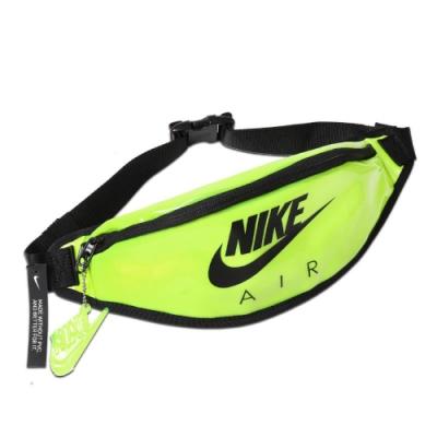 Nike 腰包 Heritage Hip Pack 男女款 NSW 運動休閒 防潑水 亮眼 穿搭 黃 黑 CW9259702