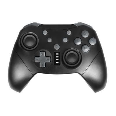 Nintendo任天堂 Switch適用 雙震動馬達無線Pro控制器手把 (副廠)