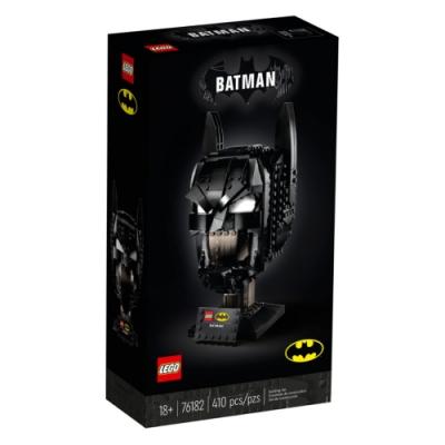 樂高LEGO 超級英雄系列 - LT76182 Batman Cowl