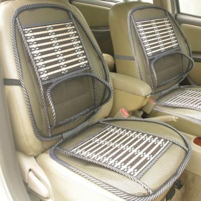 車用 L型護腰涼爽坐墊二個