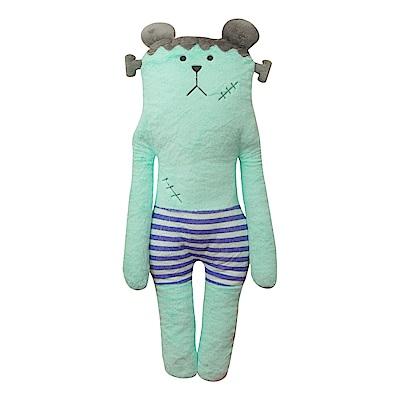 【買就送】CRAFTHOLIC 宇宙人 吸血殭屍熊大抱枕(贈吊飾)