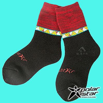 PolarStar 兒童 保暖雪襪3入組『黑色』P18613