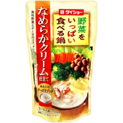第一 大將什錦野菜白湯(750g)