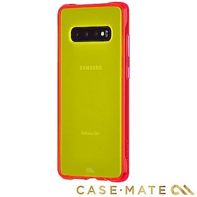 美國 Case-Mate Samsung Galaxy S10 - 霓虹綠/粉紅