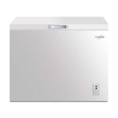 Whirlpool惠而浦 255L 臥式冷凍櫃 WCF255W1