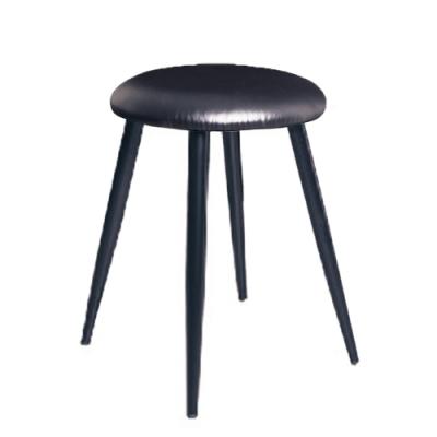 H&D 麥味371黑皮椅