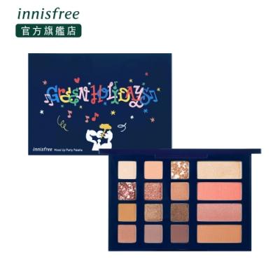 innisfree 2019 綠色聖誕 我的彩妝盤限量版