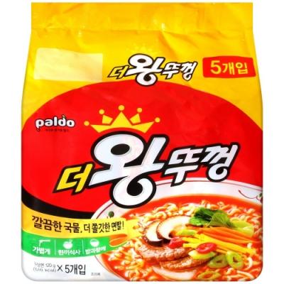 Paldo Paldo食麵王-韓式牛肉湯麵(600g)