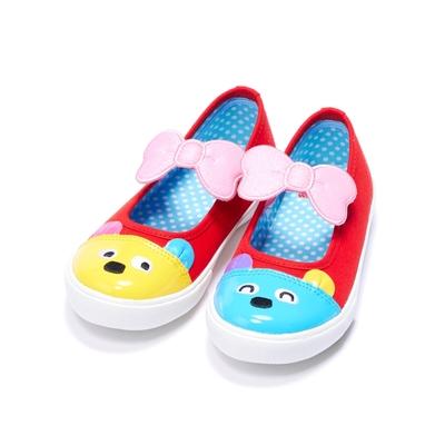 WHY AND 1/2 mini 普普熊娃娃鞋