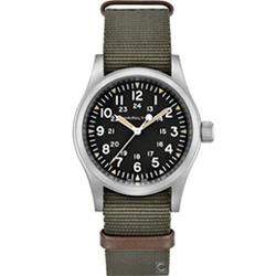 Hamilton漢米爾頓Khaki Field 軍事風機械錶(H69429931)