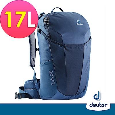 【deuter德國】 X-Venture XV1 17L多功能休旅背包3850018灰藍