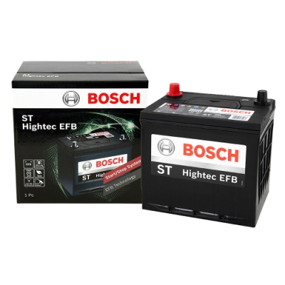 【BOSCH 博世】S5+LB4 低身電瓶80AH 汽車電瓶 KUGA FOCUS14