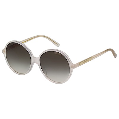 VEDI VERO 圓框 太陽眼鏡 (透光白色)VE805