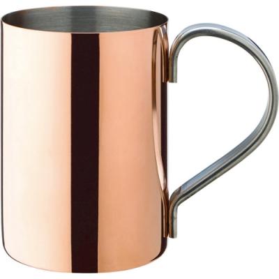 《Utopia》不鏽鋼馬克杯(銅300ml)