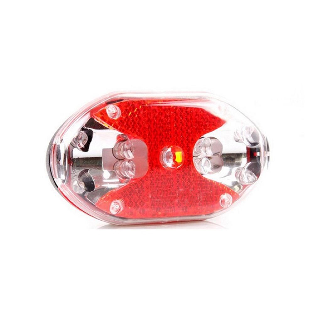 【龍陣原廠】9LED自行車尾燈(97192)