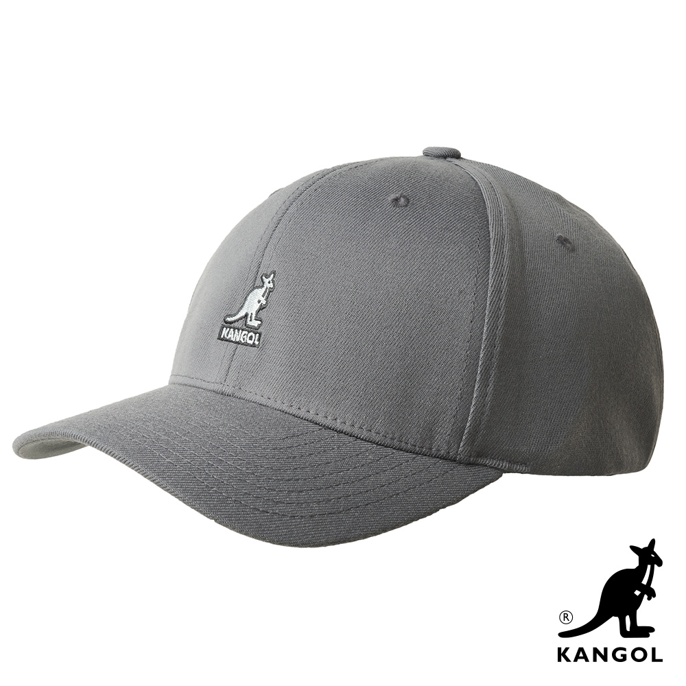 KANGOL棒球帽-灰色