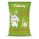 英國進口 Chloe's 克蘿伊有機幼兒長條米餅(紅蘿蔔) 15gx4包入 product thumbnail 1