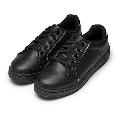 BuyGlasses 新潮百搭休閒鞋-黑