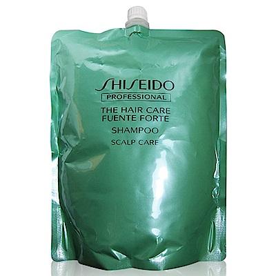 SHISEIDO 資生堂 芳泉調理洗髮乳1800ml 補充包