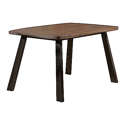 AS-Page胡桃4.5尺餐桌-138x85x75cm