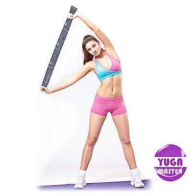 YOGA Mester 多功能瑜珈伸展帶 2入