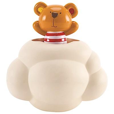 【德國Hape愛傑卡】彈跳泰迪熊