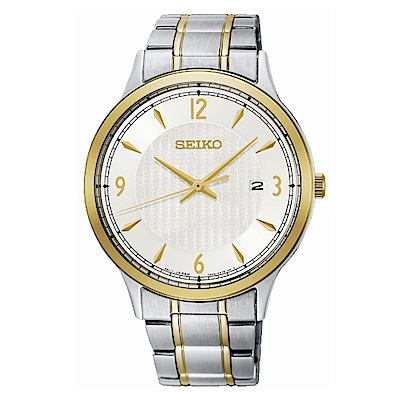 SEIKO 精工 完美情人石英腕錶/7N42-0GJ0KS/SGEH82P1