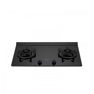 (全省安裝)林內LED旋鈕大本體雙口爐極炎爐瓦斯爐RB-M2710G(B)_LPG