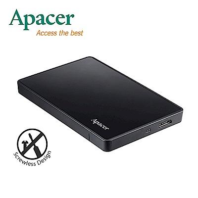 Apacer宇瞻  AD100 2.5吋HDD/SSD 硬碟外接盒